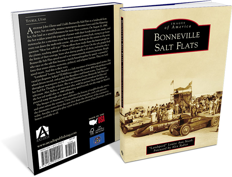 100 Years of Bonneville Book