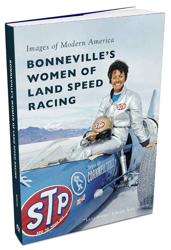 BONNEVILLE'S WOMEN OF LAND SPEED RACING COVER