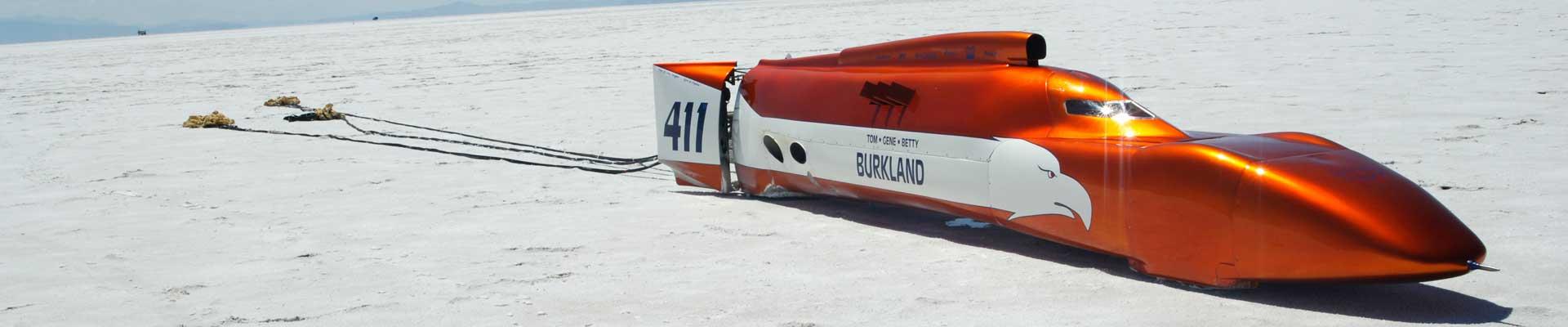 Burkland Steamliner
